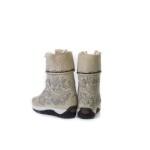 валенки со шнурками